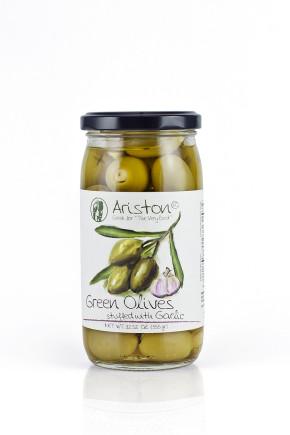 Olives_Garlic