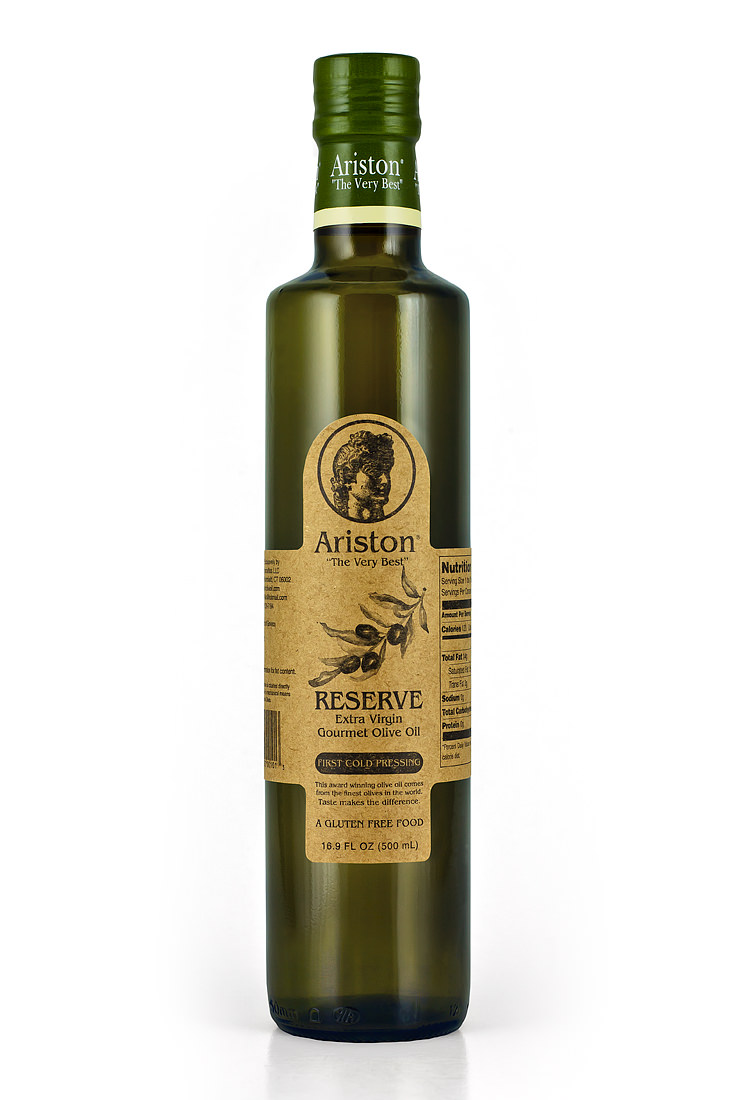 Ariston Reserve Extra Virgin Olive oil 16 9 fl oz