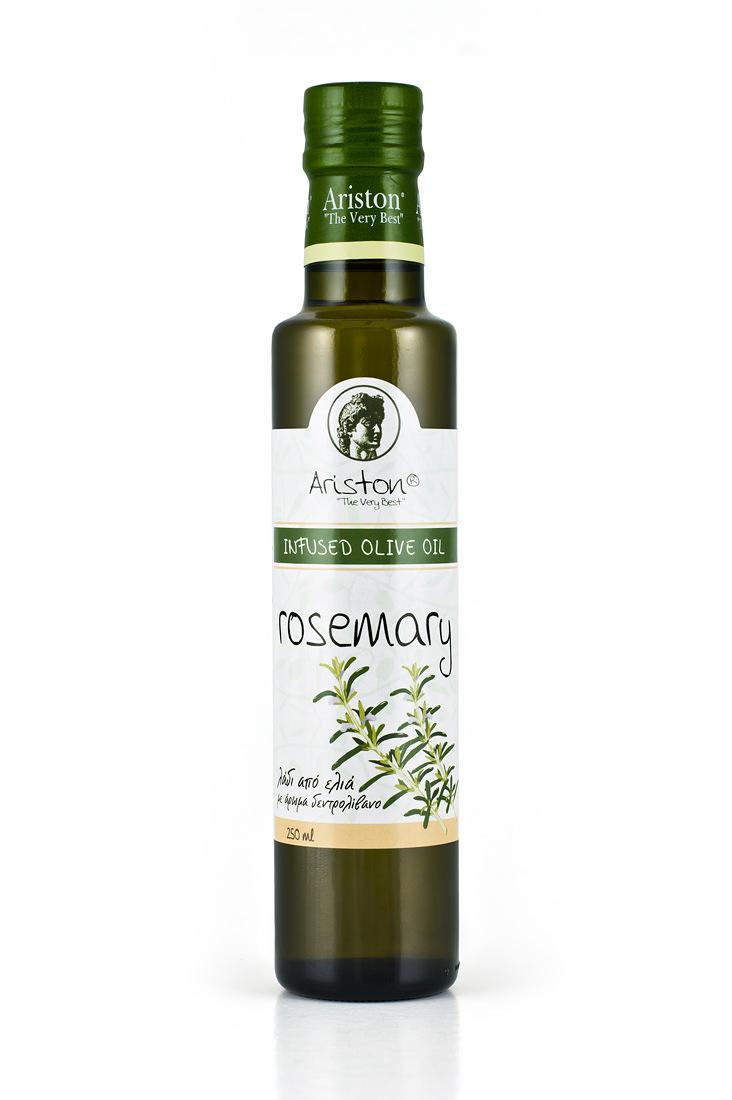 Ariston Rosemary Infused Olive oil 8.45 fl oz | Ariston ...