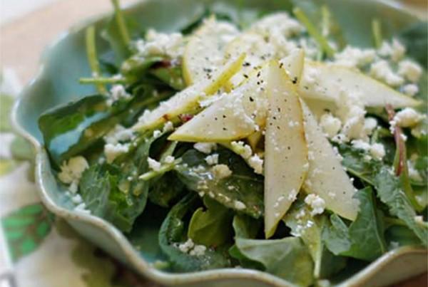 kale-pear-feta-salad